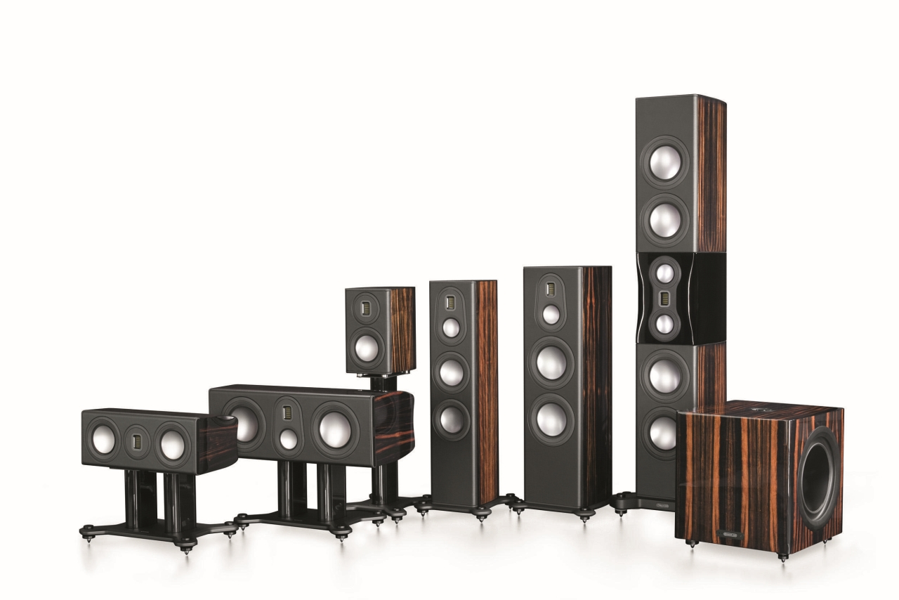 Seria Platynum II kolor Ebony Real Wood Veneer