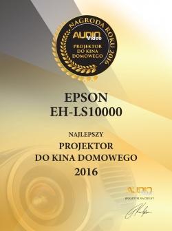 Najlepszy projektor 2016 - EPSON EH-LS10000